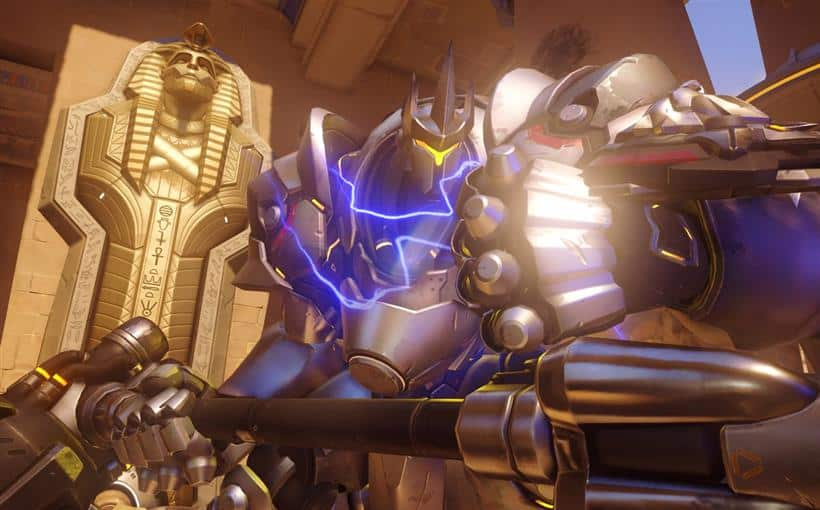 Blizzard is looking into the accidental Reinhardt nerf